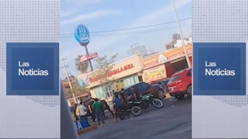 Presunto robacarros detenido en la Guadalupe Victoria portaba arma de juguete