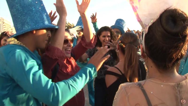 Espectacular el segundo desfile del Carnaval Internacional de Mazatlán 2019
