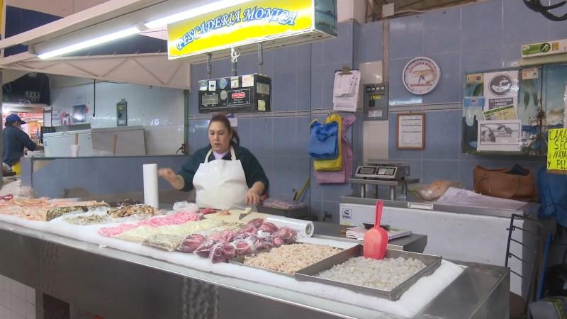 Precios de pescados y mariscos deben estar visibles: inspección y normatividad