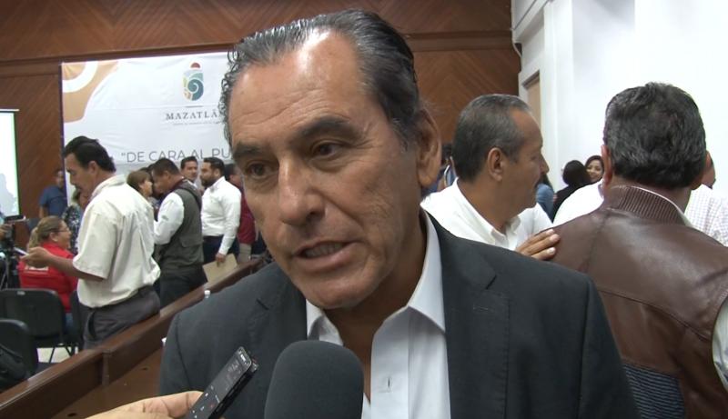 Blancarte Pimentel confirma próxima renuncia de CULTURA Mazatlán