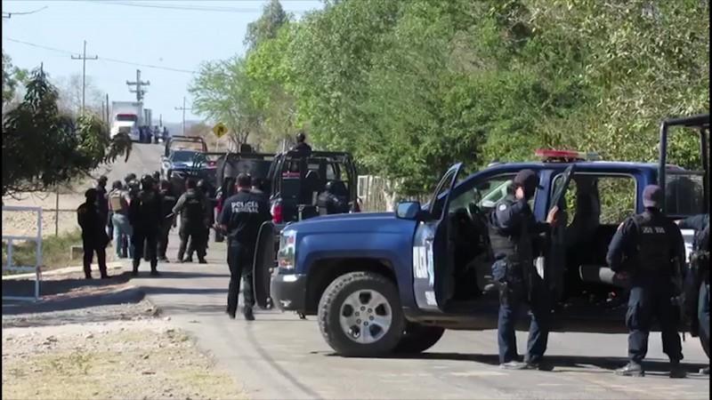 Identifican a dos de los fallecidos en enfrentamiento de La Cofradía