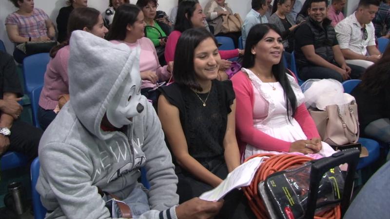 Docentes participan en cuentos interactivos