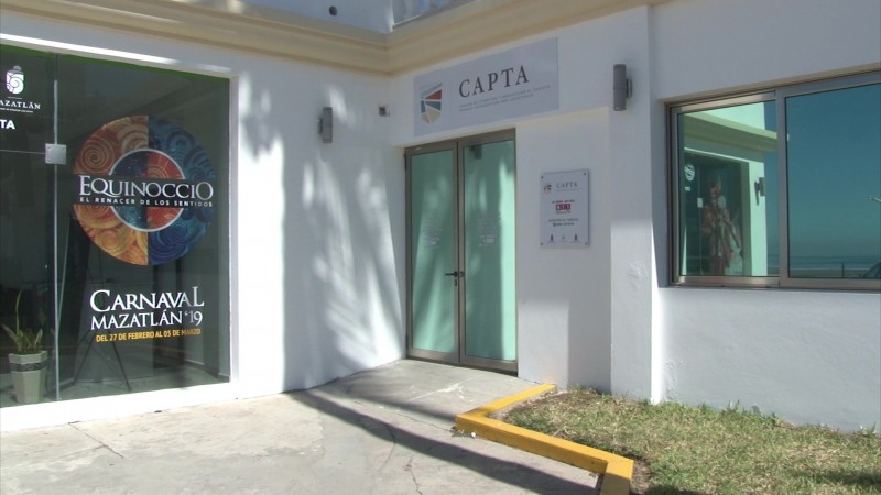 Recibe CAPTA Mazatlán 61 incidentes durante Carnaval