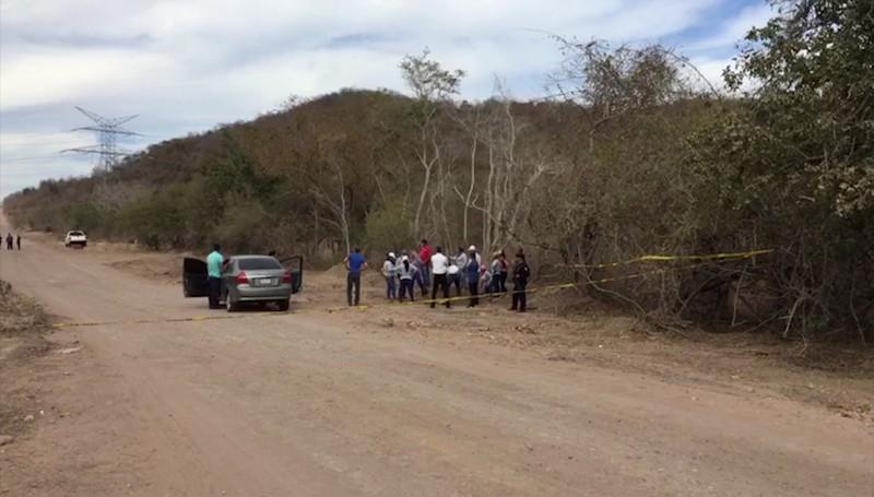 Rastreadoras localizan otra fosa en Miravalles