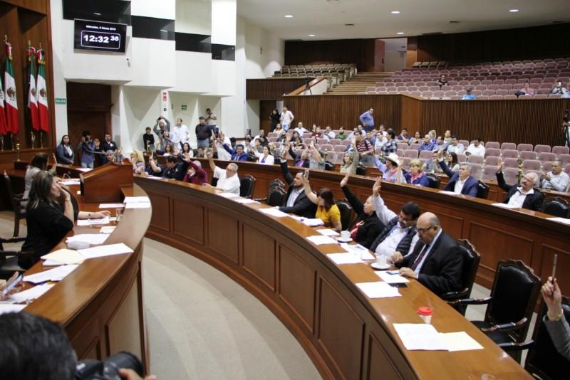 Congreso de Sinaloa aprueba creación de Guardia Nacional