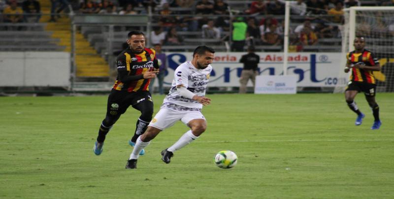 Dorados y UdeG empatan en el Estadio Jalisco