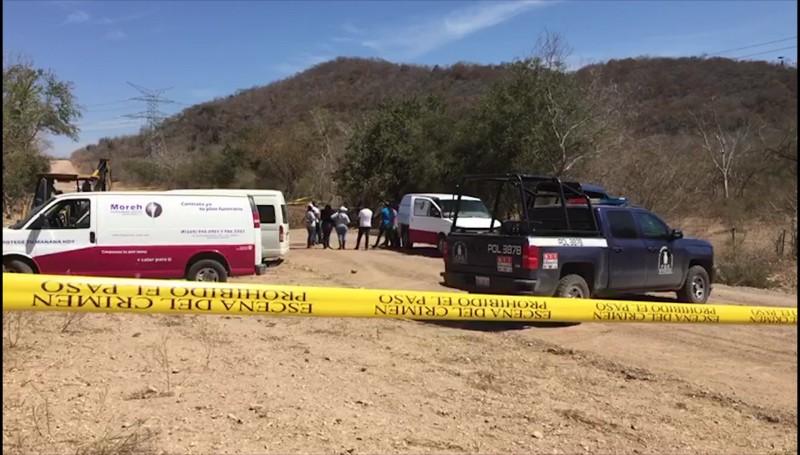 Van 13 cuerpos encontrados en Miravalles