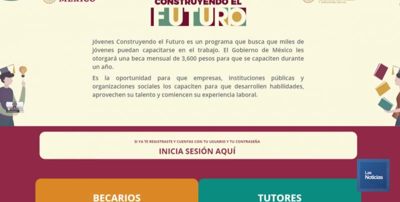 Aspirantes de Jóvenes Construyendo el Futuro deben registrarse en línea