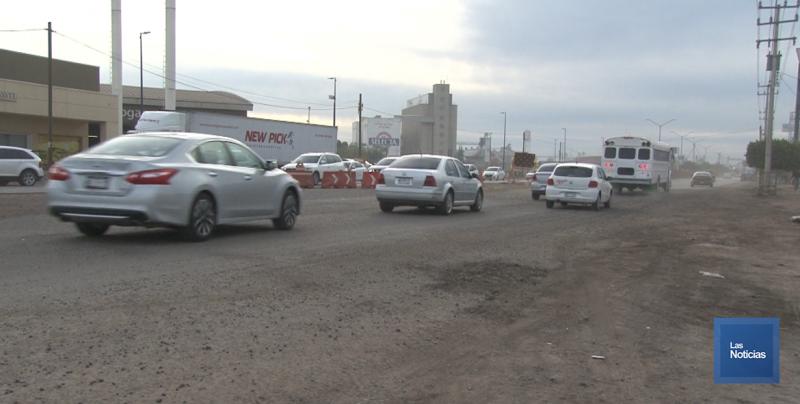 En Cajeme, aperturan cuatro carriles al sur de la ciudad