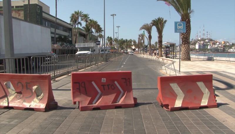 Cerrarán la Avenida del Mar por Triatlón
