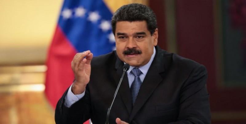 Maduro suspende hoy la actividad laborable y escolar por el apagón
