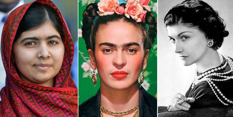 #DíaDeLaMujer Descubre las mujeres que hicieron historia