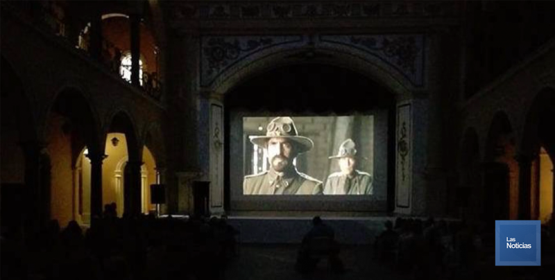 En Álamos, se declaran listos para festival de cine