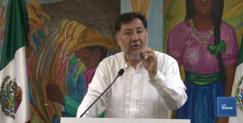 Debate interrupción legal del aborto: Diputado Fernández Noroña