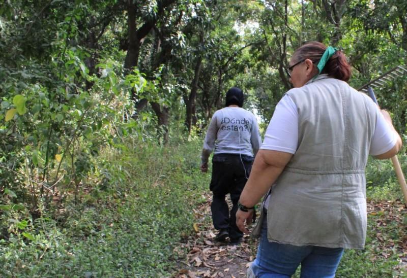 Brotan las fosas clandestinas en Sinaloa