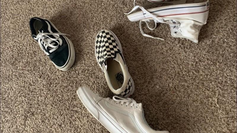 Vans Challenge: El reto que tiene a todos aventando sus zapatos