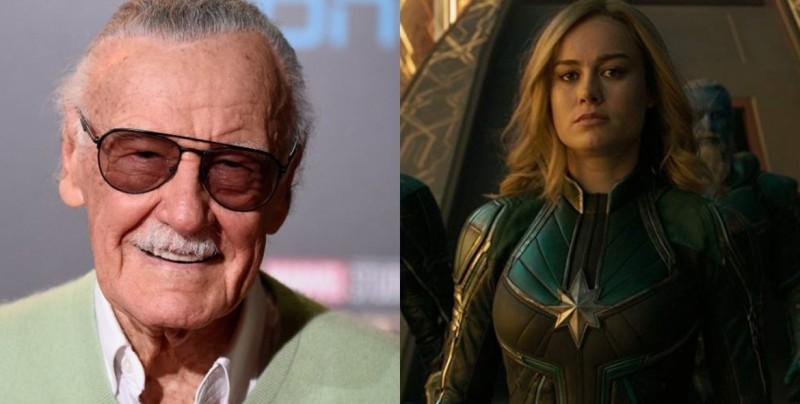 Esto significa el cameo de Stan Lee en Capitana Marvel