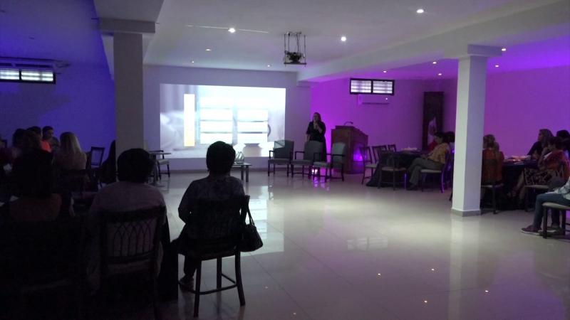 Realizan conferencias de empoderamiento a la mujer: CANACO