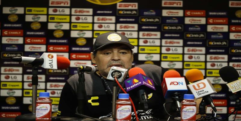 Ganamos un partido complicado : Diego Maradona