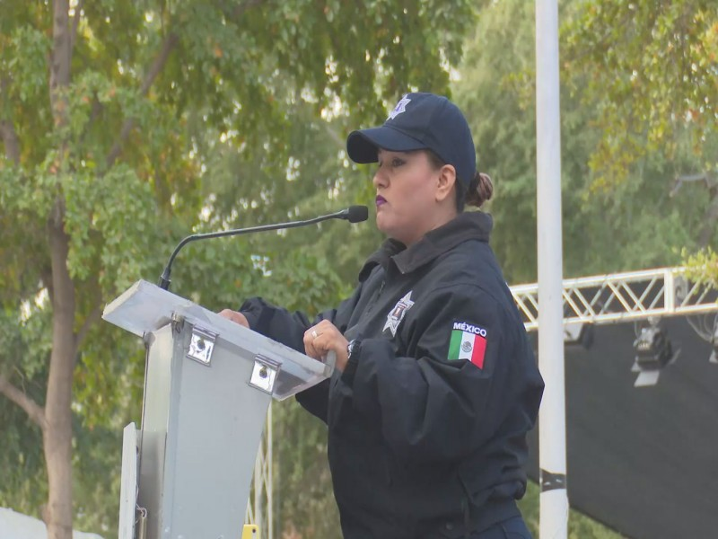 CEDH abre investigación de oficio por arresto de mujer policía de Ahome