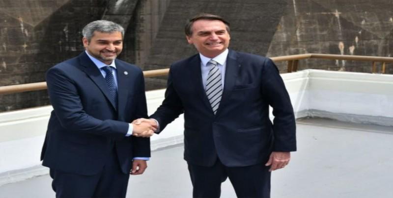 """Presidentes de Brasil y Paraguay se dicen """"unidos por libertad de Venezuela"""""""