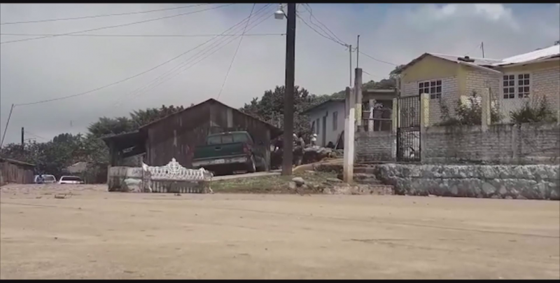 Familias desplazadas se concentran en 6 municipios