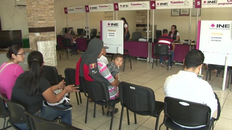 'Abandonan' más de 200 credenciales del INE en Mazatlán
