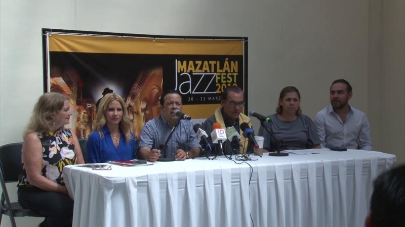Mazatlán listo para el Jazz Fest 2019
