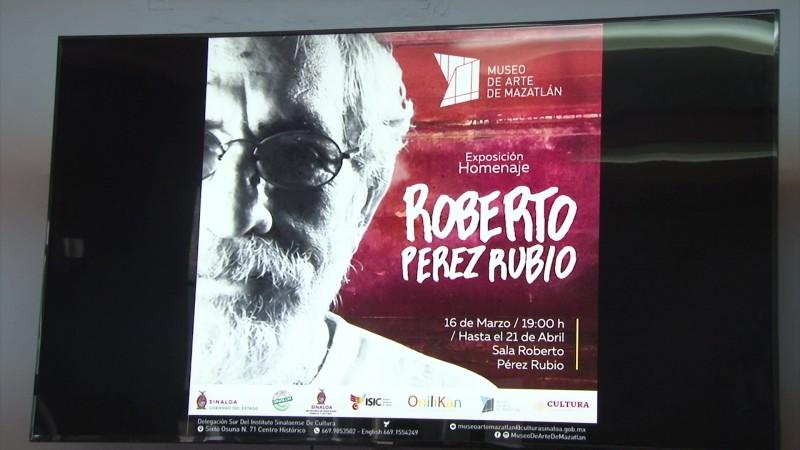 Rendirán homenaje al hijo adoptivo del arte en Mazatlán