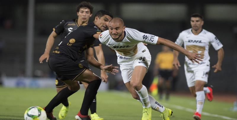 Dorados fuera de la Copa MX