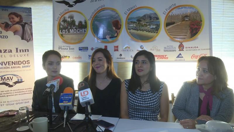 Buscan promocionar la zona norte de Sinaloa en materia de turismo