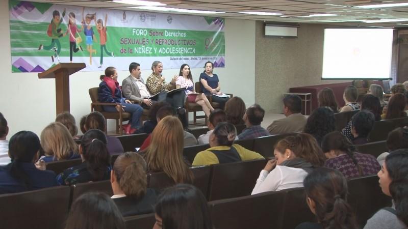 Mas de 250 niñas y adolescentes embarazadas en Sinaloa: SIPINNA