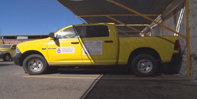 Unidades de CONAFOR están sin usarse y estacionadas , a pesar de las necesidades en la sierra de Sinaloa
