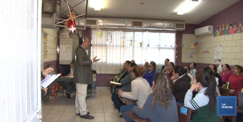 En Cajeme, padres de familia piden destitución de la Directora de la Primaria Vicente Suárez