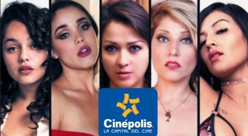 Por primera vez en la historia, Cinépolis proyectará una película porno
