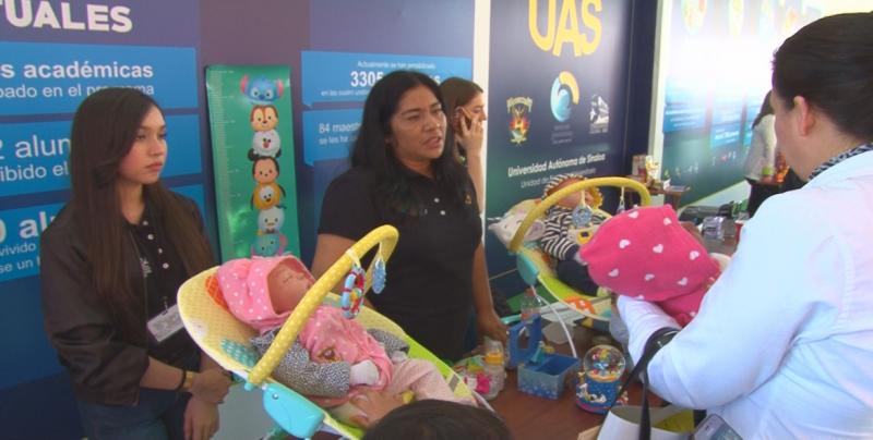 Embarazosla principal causa de deserción escolar de mujeres en la UAS