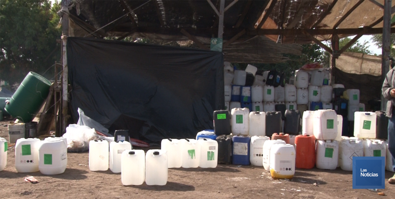 Hasta 500 bidones vende, tras anuncio de falta de agua en Cajeme