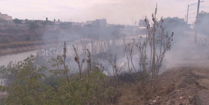 Avizoran una temporada de incendios mas crítica a causa de las heladas en Sinaloa