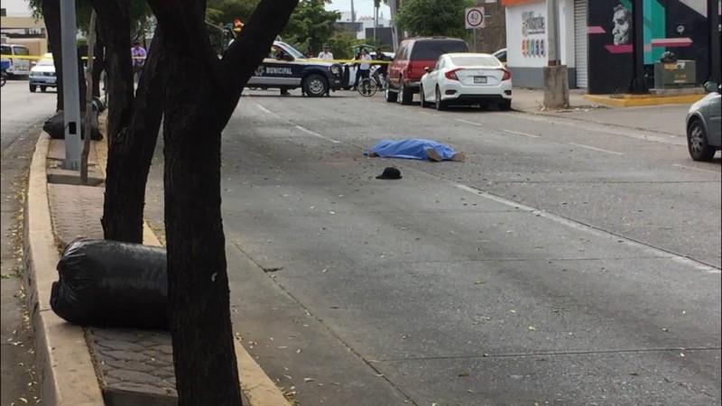 Asesinan a una persona en la colonia Guadalupe