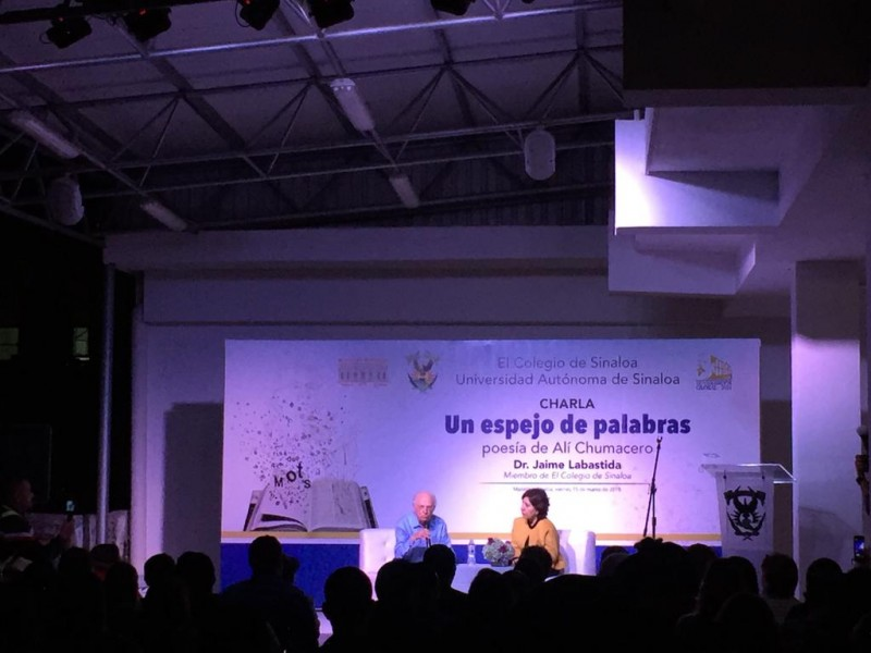 Intensa y precisa la obra de Alí Chumacero: Labastida