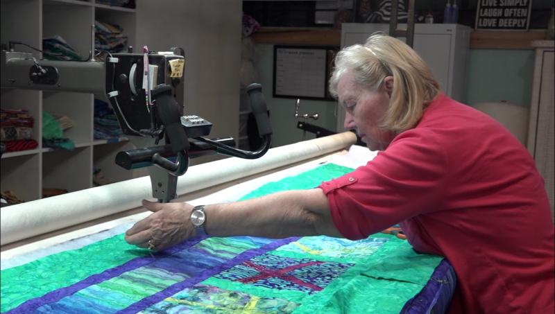 El arte de las Quilts en Mazatlán