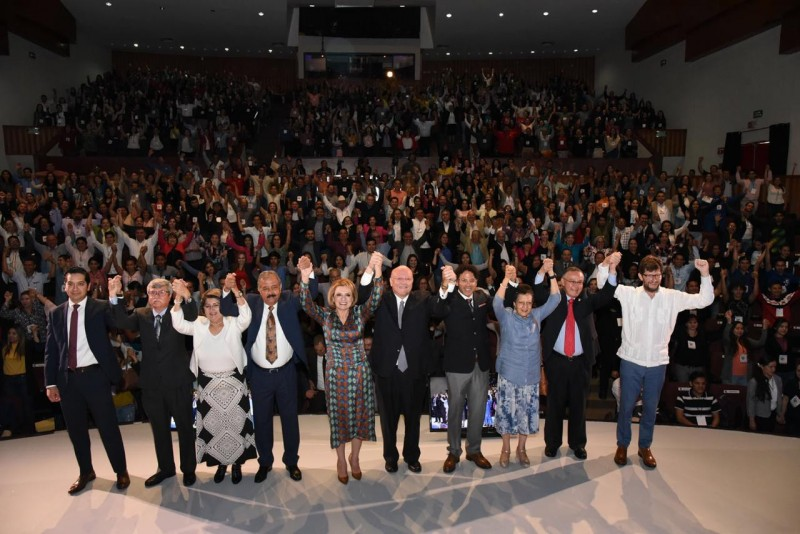Con éxito termina Congreso de Valores de la UAS