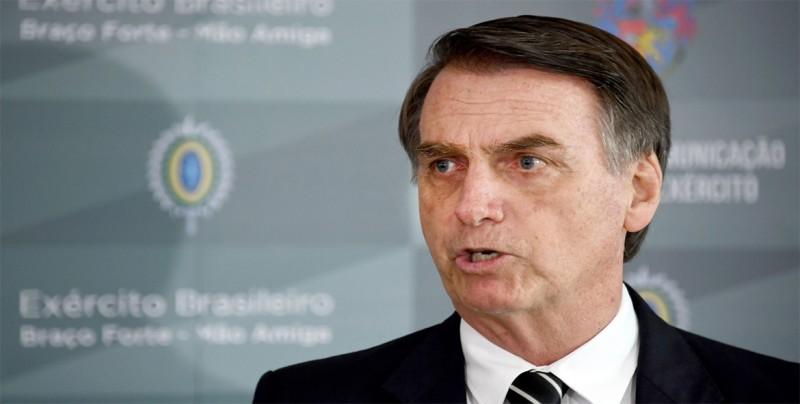 Bolsonaro defiende unión en encuentro con jefes de Parlamento y Corte Suprema