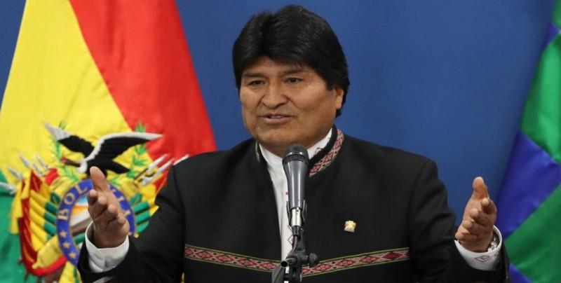 Evo Morales iniciará su campaña electoral en su bastión político y sindical