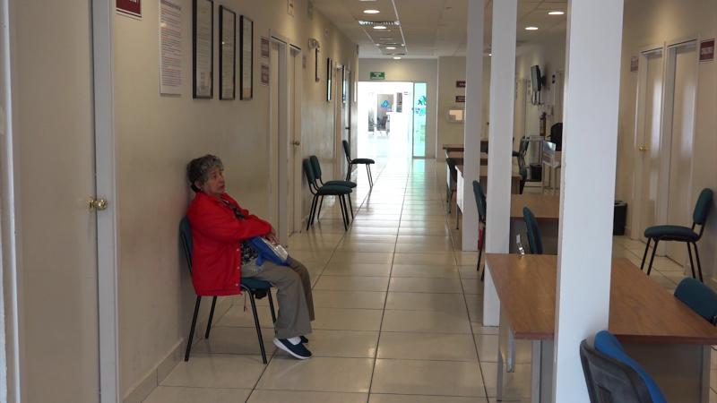 Pocos pacientes acudieron a consulta médica