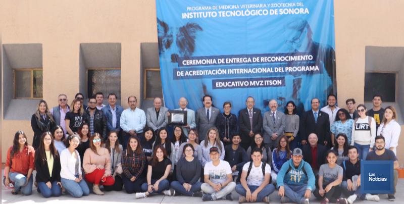 En Cajeme, ITSON recibe acreditación internacional