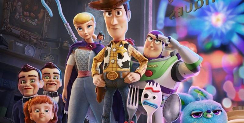 Llega el primer tráiler de 'Toy Story 4'
