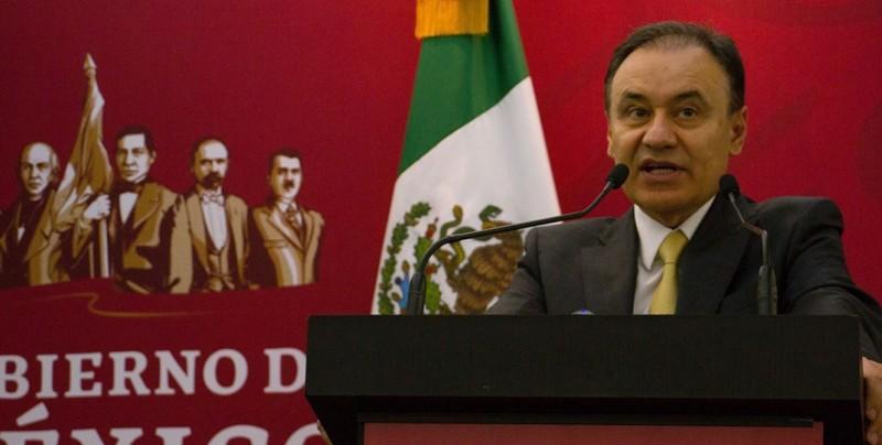 México estima que Guardia Nacional necesita 1.050 millones de dólares en 2019