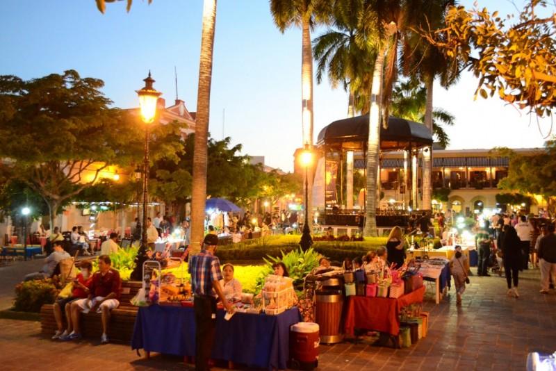 Listo el Centro Histórico de Mazatlán para la Semana Santa 2019