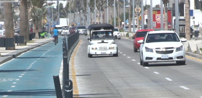 Par Vial sería implementado en Avenida del Mar: Alcalde de Mazatlán